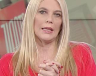 Eleonora Daniele, la pandemia non la ferma
