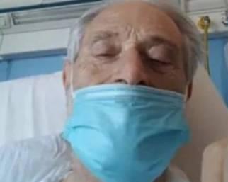 Amedeo Minghi ricoverato in ospedale