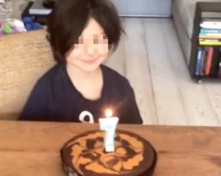 Belen organizza una giungla per il compleanno di Santiago