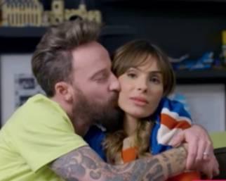 Francesco e Wilma Facchinetti in terapia di coppia