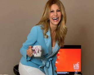 Adriana Volpe tornerà presto in tv