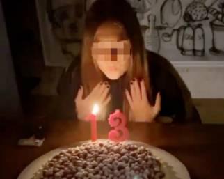 Chanel Totti compie 13 anni