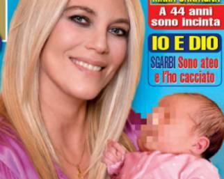 Eleonora Daniele, 'Ecco perchè ho fatto il cesareo'