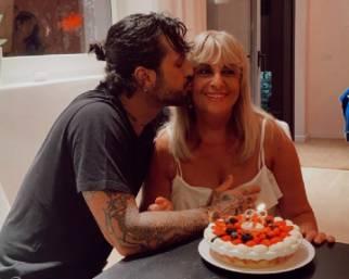 Fabrizio Corona ha fatto pace con la mamma