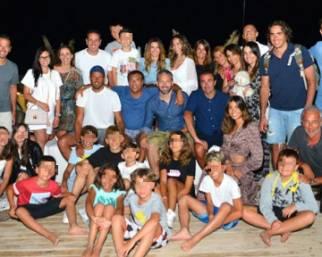 Federica Nargi, quest'anno vacanze in Italia