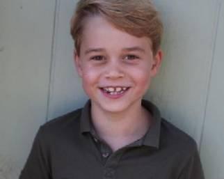 Il Principe George compie 7 anni