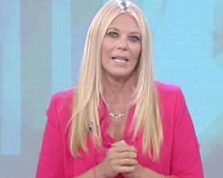 Eleonora Daniele: prima apparizione tv dopo il parto