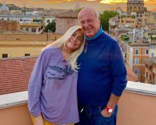 Mara Venier: 'Mio marito aveva maggiordomi e bodyguard'