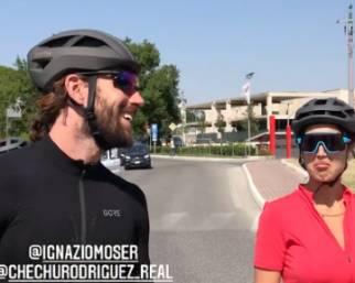 Cecilia Rodriguez e Ignazio Moser, prima foto dopo la crisi