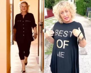 Carolyn Smith ha perso 12 chili