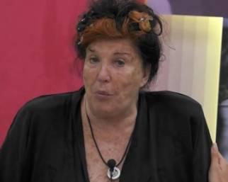 Patrizia De Blanck rivela il suo punto debole e piange