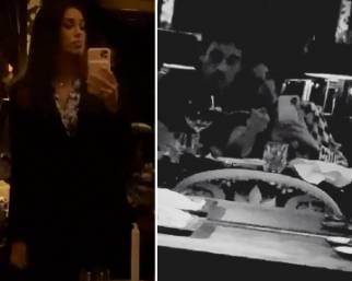Belen Rodriguez, prime immagini social con Antonino