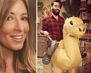 Un cammello per Natale: la reazione di Selvaggia Lucarelli