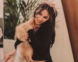 Giulia De Lellis preoccupata per il suo cane