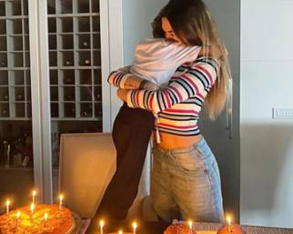 Melissa Satta, compleanno senza Boateng