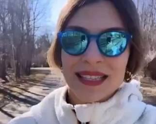 Cristina Chiabotto, l'allenamento in gravidanza
