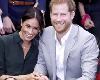 Meghan Markle ed Harry aspettano il secondo figlio