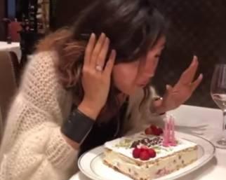 La Balivo festeggia il compleanno con Belen