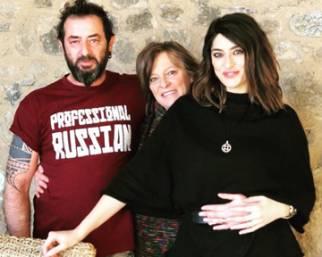 Elisa Isoardi ha un fratello eremita