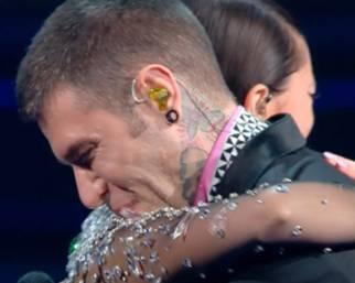 Fedez, ecco perchè ha pianto a Sanremo
