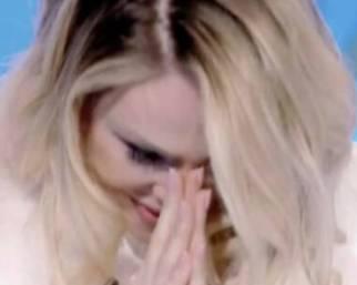 Ilary Blasi non trattiene le lacrime in tv quando parla di...