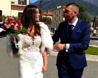 Sara Tommasi si è sposata!