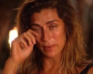 Elisa Isoardi chiede scusa alla mamma in diretta