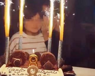 Santiago De Martino, doppio compleanno