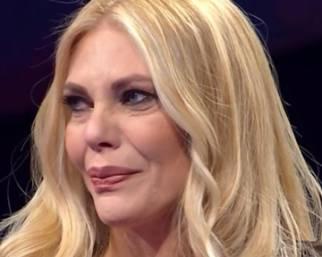 Eleonora Daniele, lacrime in tv