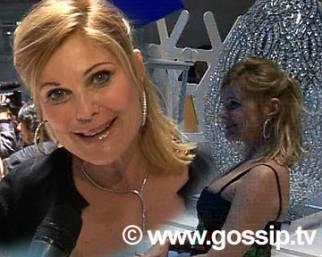 Patrizia Pellegrino si spoglia per Tinto Brass