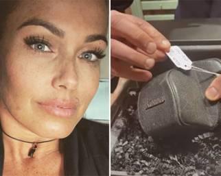 Sonia Bruganelli riceve un regalo speciale da Gucci