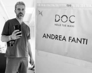 Luca Argentero annuncia le riprese di Doc 2