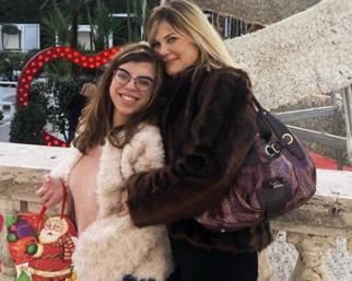 Patrizia Pellegrino, l'appello per la figlia al GF Vip