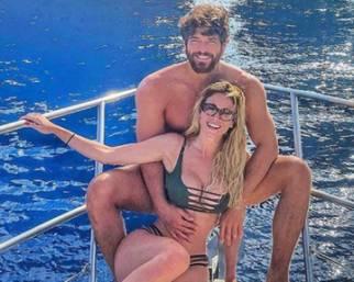 Diletta Leotta e Can Yaman, amore a Capri