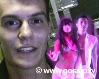 Esclusiva - Amici - Io Ballo 2009 - Adriano Bettinelli