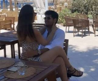 Dayane Mello in love a Mykonos, ecco con chi