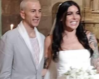Veronica Ciardi e Federico Bernardeschi si sono sposati
