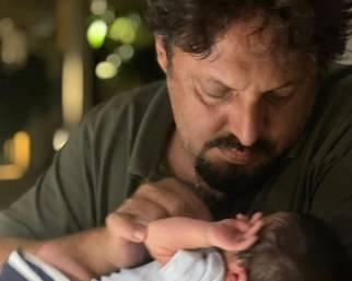 Enrico Brignano è pazzo d'amore per il figlio