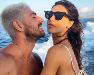 Cecilia e Ignazio appassionati a Formentera