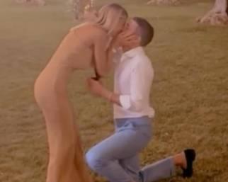 Sabrina Ghio, guarda la proposta di nozze