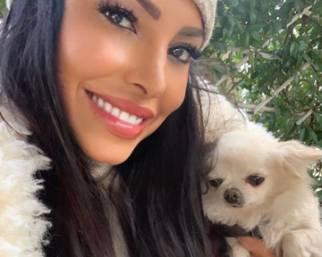 Carolina Marconi ha perso il cane: l'appello