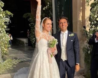 Miriam Leone si è sposata in Sicilia: guarda