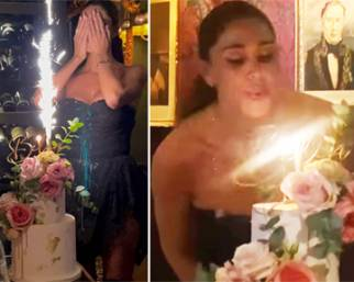 Belen Rodriguez festeggia 37 anni
