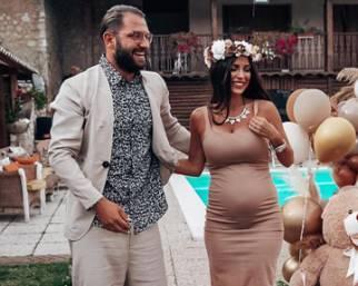 Alessia Macari svela il sesso del bebè