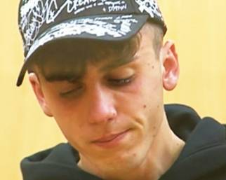Prime lacrime per il figlio di Gigi D'Alessio ad Amici