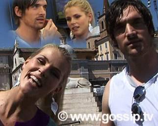 Paparazzata: Leo e Veridiana, piccioncini a Roma