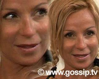 Silvia Rocca, sexy lesbica a sorpresa