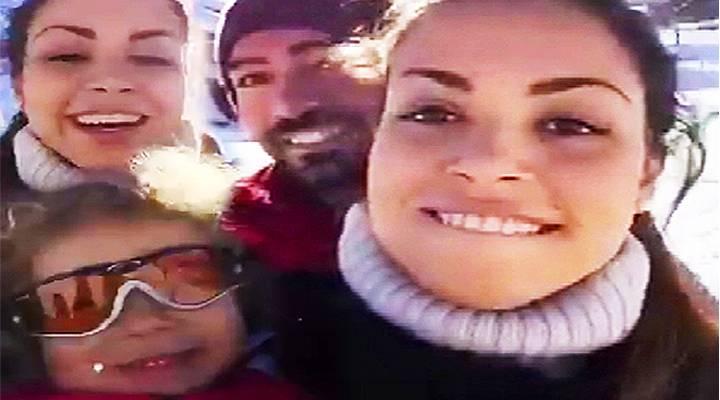 Ruby Rubacuori, il nuovo fidanzato è Daniele Leo. L'ex Luca Risso, padre della piccola Sofia, è storia vecchia. La coppia felice sul social - 720x400_video_3324